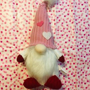 Other - Valentine's Day plush gnome